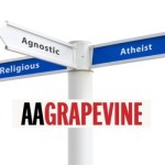 AA Officially Recognizes Atheist and Agnostic Membership in This Month's Grapevine