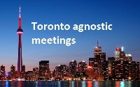 Toronto AA Agnostic Meetings