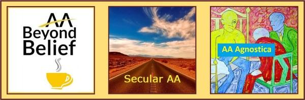 Secular AA Websites