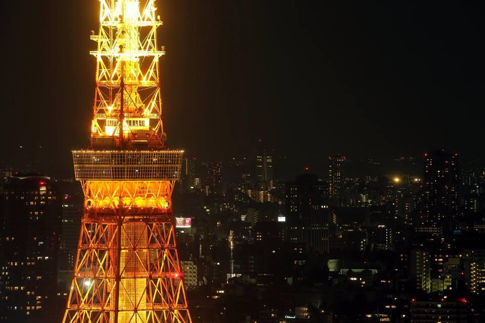 東京タワー 宿泊 ホテル airbnb 中身