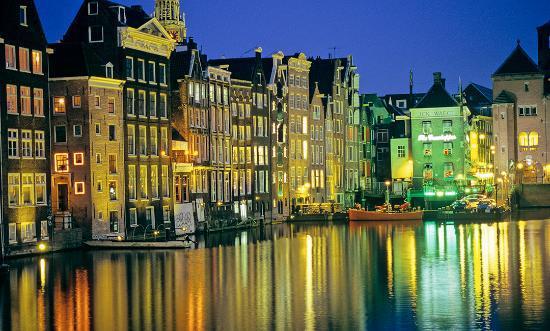 アムステルダム airbnb