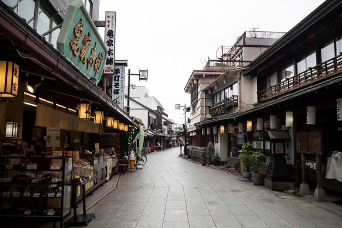[東京景點] 推薦東京市區充滿下町懷舊風情的好去處-柴又篇