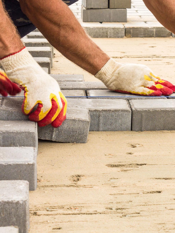 orlando brick paver installation
