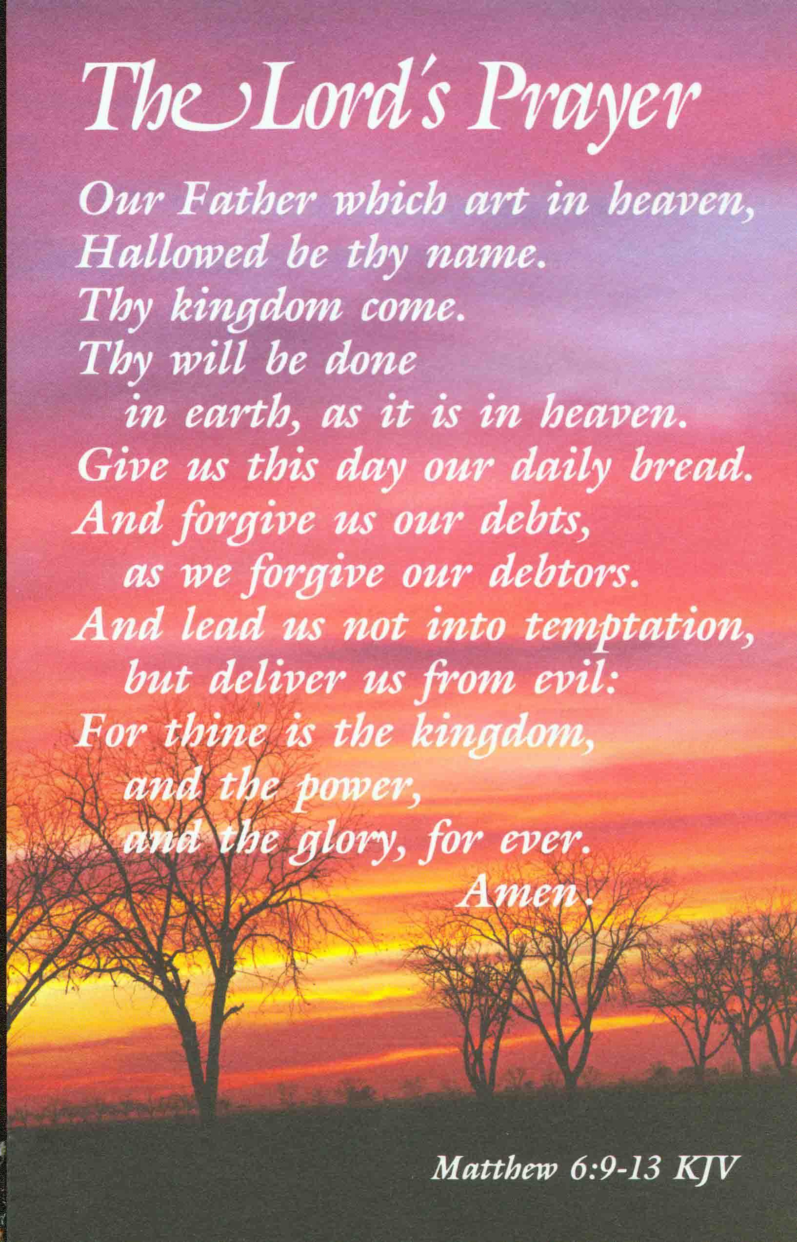 Christian World 008 Christian Prayers 001 A Beautiful