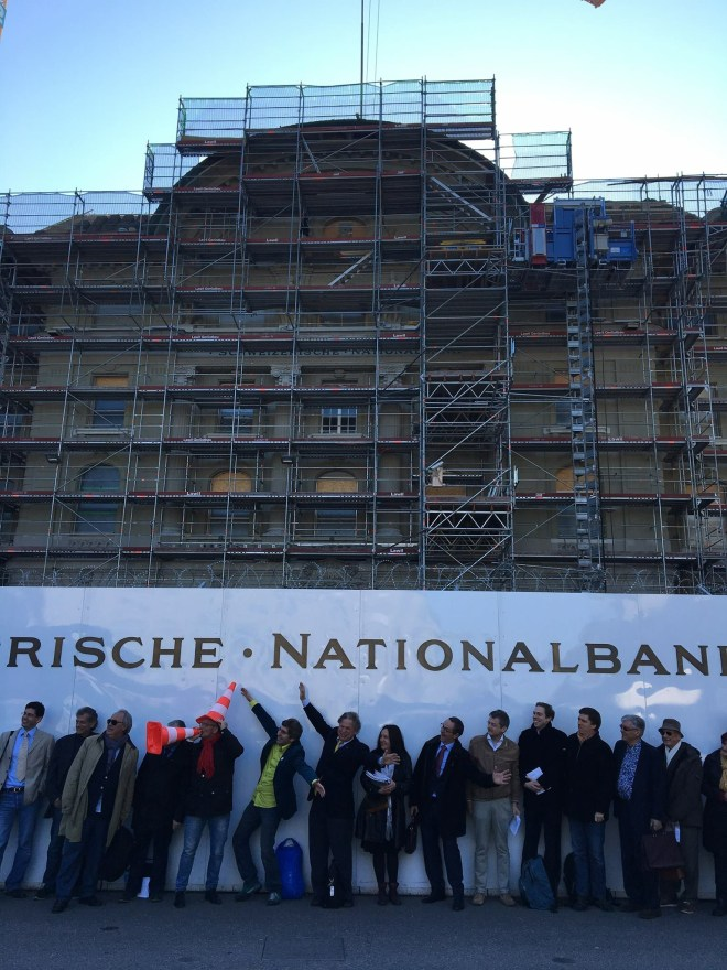 La BNS en chantier