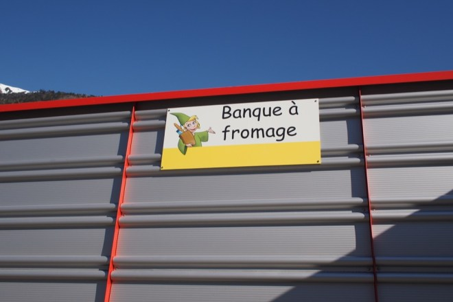 banque;fromage