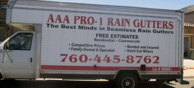 Local Gutter Cleaning Van San MArcos CA