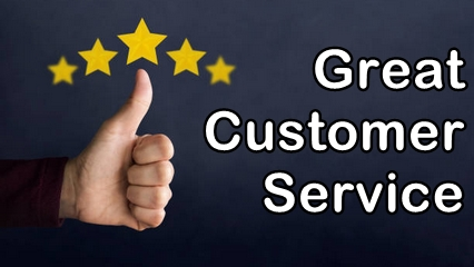 Great Customer Service AAA Pro 1 Rain Gutters