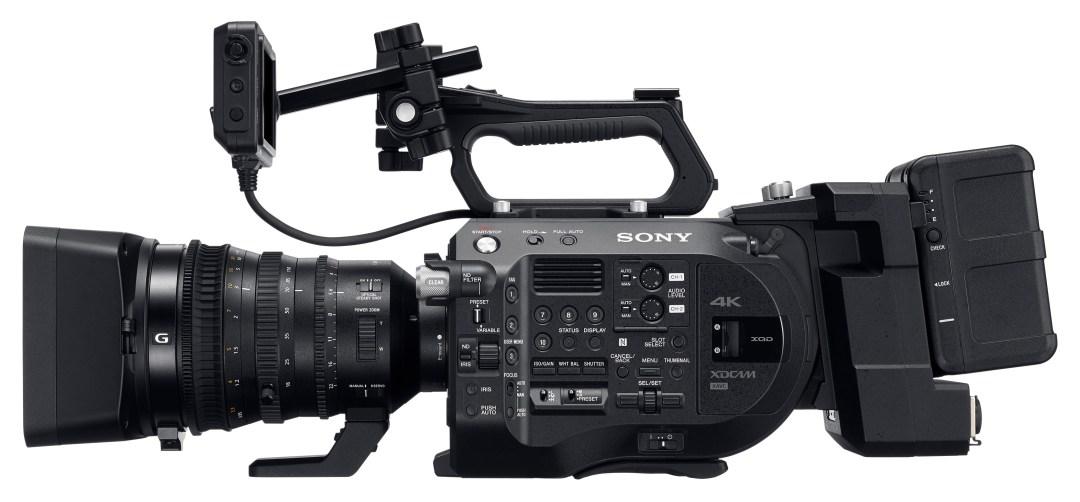 SONY FS7 4K - 240€ HT/J