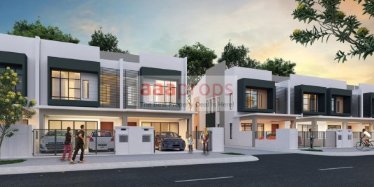 New Project 2-Storey Terrace House @ Bangi