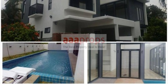 3 STOREY BUNGALOW FOR SALE IN JALAN DAMAI OFF JALAN AMPANG KL