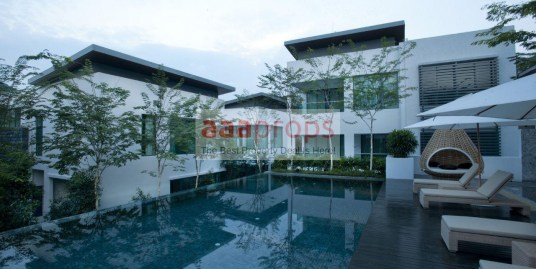 Boutique Duplex Penthouse Condo Villa @ 10 Damansara Heights