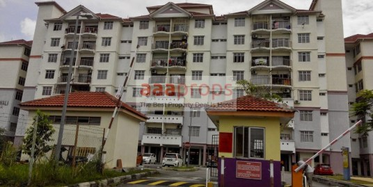 Apartment Kelompok Rajawali @Bangi For Sale