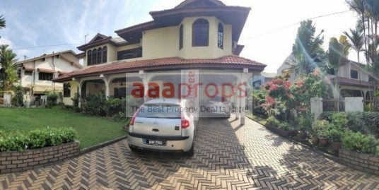 Double Storey Bungalow at SS 3, Petaling Jaya