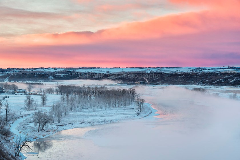 Acupuncture Massage blog winter of bow river
