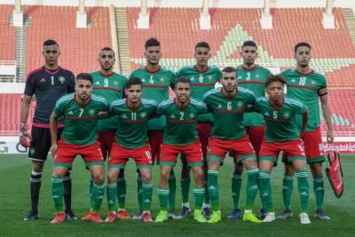 المنتخب المغربي الأولمبي