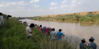 تارودانت..غرق طفلين بواد سوس يخرج ساكنة أولوز للإحتجاج
