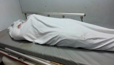 جثة متشرد ستيني تستنفر السلطات الأمنية بأكادير