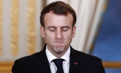 """الإليزي: تهنئة ماكرون للرئيس الجزائري لم تكن""""حارّة"""""""
