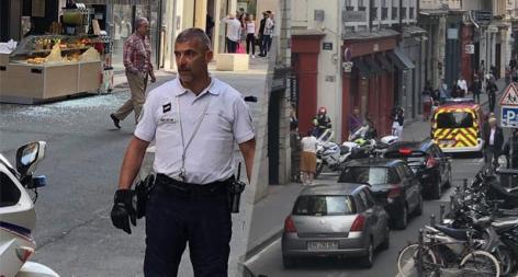 تفجيرات فرنسا