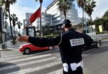 شرطي المرور
