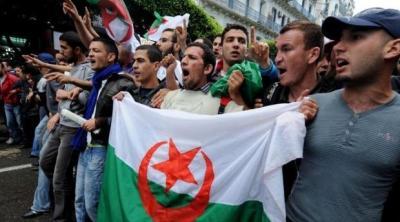الجزائر..في الجمعة 24 المحتجون يدعون إلى عصيان مدني