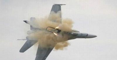 تحطم طائرة عسكرية جزائرية ومقتل طياريها