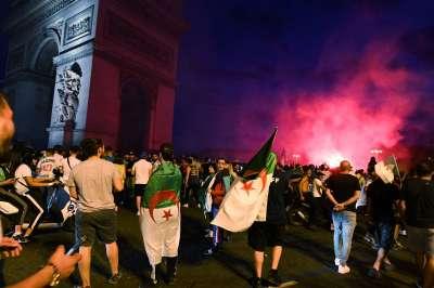 احتفالات الجزائر