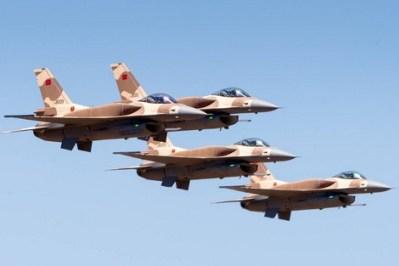 المغربي يقتني معدات عسكرية