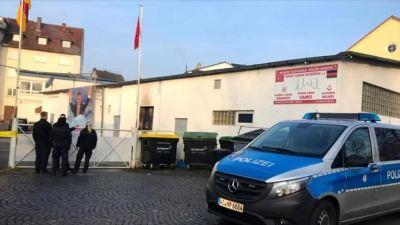 اعتداء على مسجد