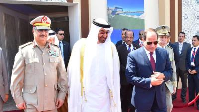 """حكومة """"الوفاق"""" تتهم الإمارات بقصف أهداف """"مدنية حيوية"""" في سرت"""