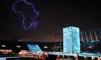 حفل افتتاح اللعاب اففريقية