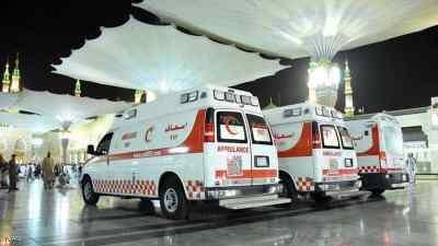 آخر ابداعات السعودية..الحج على متن سيارة إسعاف