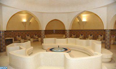 حمامات مسجد