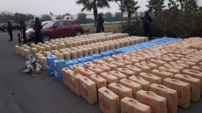 الناظور: حجز 2.5طن من الحشيش ببحيرة تشارانا