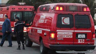 مصرع رجل الإطفاء