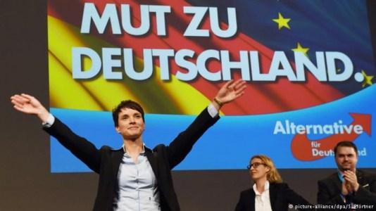 """حزب """"البديل الألماني"""" المعادي للإسلام والمهاجرين يحقق نتائج قوية في الانتخابات المحلية بألمانيا"""
