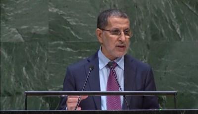 رئيس الحكومة: سيادة المغرب على أقاليمه الجنوبية غير قابلة للمساومة