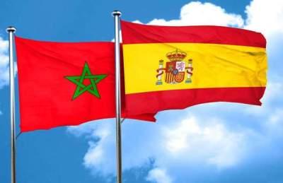 المغرب واسبانيا