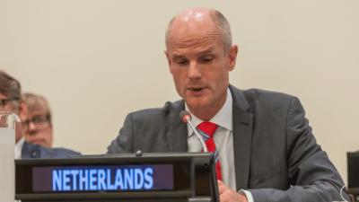 وزير الخارجية الهولندي يشيد بريادة المغرب في مجال مكافحة الإرهاب