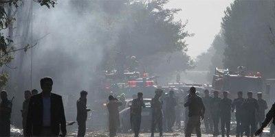 أفغانستان: انفجار داخل مسجد بشرق البلاد يوقع ما لا يقل عن 28 قتيلا