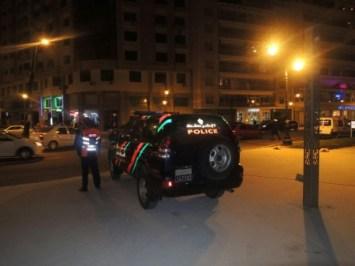 طنجة : الحضور الأمني يخلف ارتياحا كبير لدى المواطنين