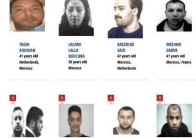 الانتربول ينشر لائحة المغاربة المطلوبين لديه