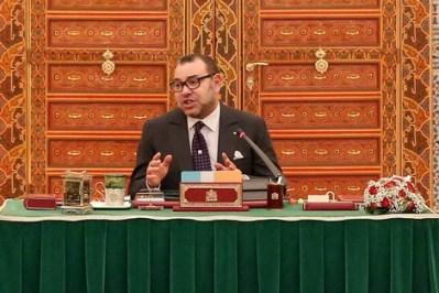 الملك يترأس مجلسا للوزراء