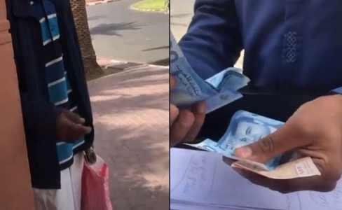 أول اجراء حقيقي في حق مصور شريط فيديو السخرية من مواطن فقير