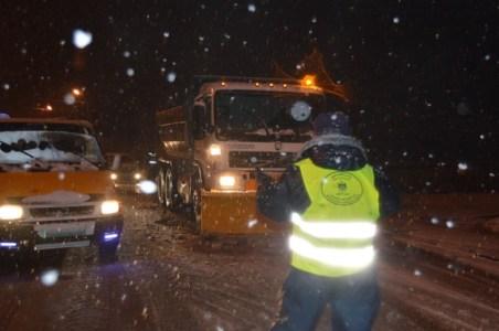 اتخاذ العديد من الإجراءات لمواجهة آثار التساقطات الثلجية