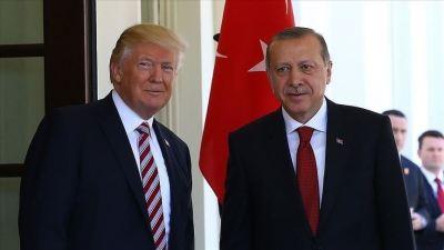 ترامب يعرض على أردوغان صفقة بـ100 مليار دولار