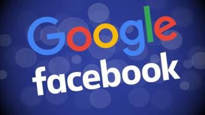 فايسبوك - غوغل