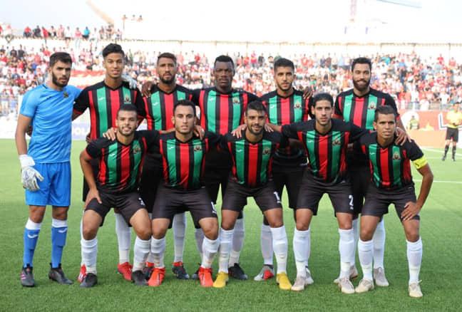 البطولة الاحترافية.. الجيش الملكي يقلب تأخره أمام المغرب التطواني الى انتصار في اللحظات الأخيرة
