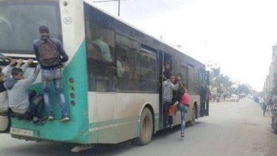 حافلات القنيطرة